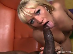 Austin Taylor can be one freaky chick, and the main thing that she...