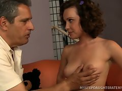 Some stepdaughters are truly irresistible as Herschel Savage is...