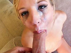 Thirty minutes of nonstop cumshots and facials on hot sluts....
