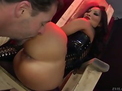 How Much Do You Want To Fuck Mistress Akira's Ass! Beg Her!...