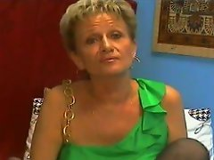 A 53-year-old lady with a squirting pussy! What more could you ask...