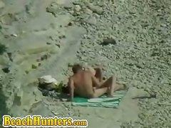 Sunny spycam beach...
