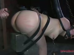 Mei cannot get enough pain and humiliation. She does not need to be...
