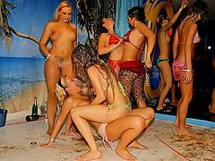 Plenty of chicks are still getting fucked silly in the meantime up on...