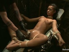 Slave Ransom-She becomes the next mark for me and my crew, to snatch...