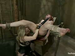 Slave slut begs to serve gorgeous Mistress...