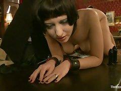 Sex slaves frolick....