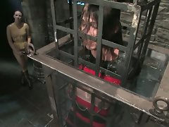 Hot, wet, sexy action by two amazing BDSM players!...