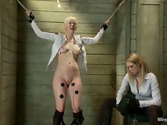 Cherry Torn plays a TSA agent who messes with the wrong woman and...