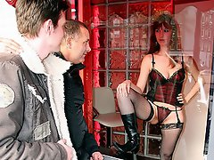 Another day in Amsterdam another prostitute to fuck! Today we have a...