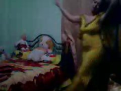 chubby arab amateur dance 1