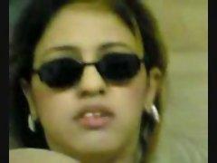Arab girl with Sunglasses Fucked really hard