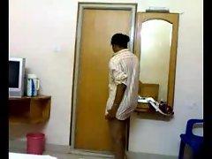 Telugu Indian aunty after Bath