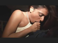 HOT DESI TEEN INDIAN ARAB GIRL BLOWJOB BACK COCK PART 1