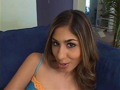 Indian Babe Shahra Creampie