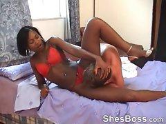 Black nurse smothers her patient - part 3