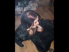 smoking tranny sluts slideshow