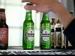 Jennifer Aniston Funny Beer Commercial