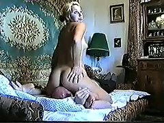 Russian lady Felichita facesitting