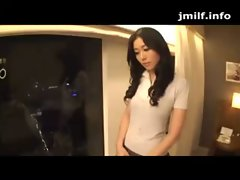 Japanese Wife Hotel Dildo