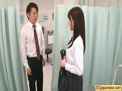 Asian School Girl Get Banged Hard vid-32
