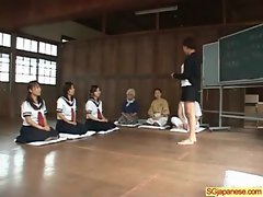Asian School Girl Get Banged Hard vid-15