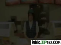 In Public Hot Asian Get Hard Nailed vid-17