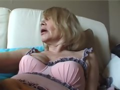 Sandra a wife of a doctor fucked by 2 blacks cocks