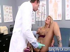 At Doctor Office Girl Get Hard Sex vid-36