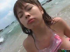 Hot Asian Girl Get Hard Bang In Wild Place vid-08