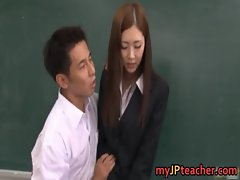 Kotone Amamiya Hot Japanese teacher