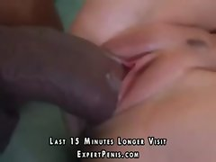 Redhead Riley Shy with a BBC inside her2