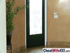 Sexy Slut Wife Get Fucked Hardcore video-28