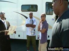Big Black Dicks Inside Sluts Hot Milfs video-07