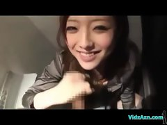 Asian Girl Licked Giving Blowjob Fucked By Her Boyfriend In The Toilette
