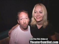 Shawna Takes Stranger Porn Cinema Perverts Cumshots
