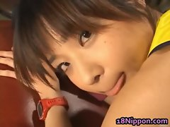 Aimi Sweet Japanese teen girl