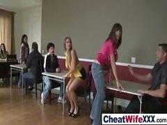 Sexy Slut Wife Get Fucked Hardcore video-04
