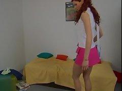 JuliaReaves-Olivia - Teeny Luder - scene 1 naked nudity pussyfucking cums hard