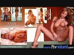 Sexy Amateur Teen Masturbate On Cam video-28