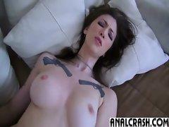 Sexy Amateur Teen Girls Get Anal Fuck video-13
