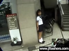 Teen Asian Flash Her Boobs And Get Nailed video-28