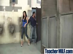 Teachers and Students Get Bang In Class video-15