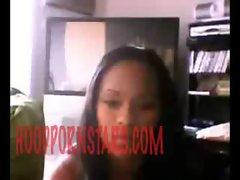 black hood ghetto she won a booty shake adward