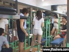 Teen Asian Flash Her Boobs And Get Nailed video-05