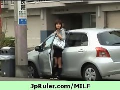 Japanese mature lady getting fucked : JP MILFS 28
