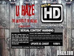 University Girls About to get Hazed - uhaze.com