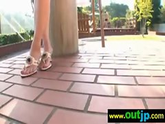 Asians Girls Get Banged In Wild Places video-13