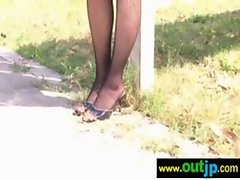 Asians Girls Get Banged In Wild Places video-11