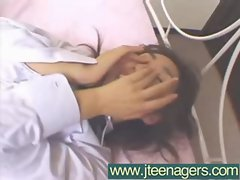 Teens Girls Japanese Get Nailed Hard video-22